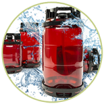 photo of Dolium one way kegs used as an icon to click through to the Dolium page